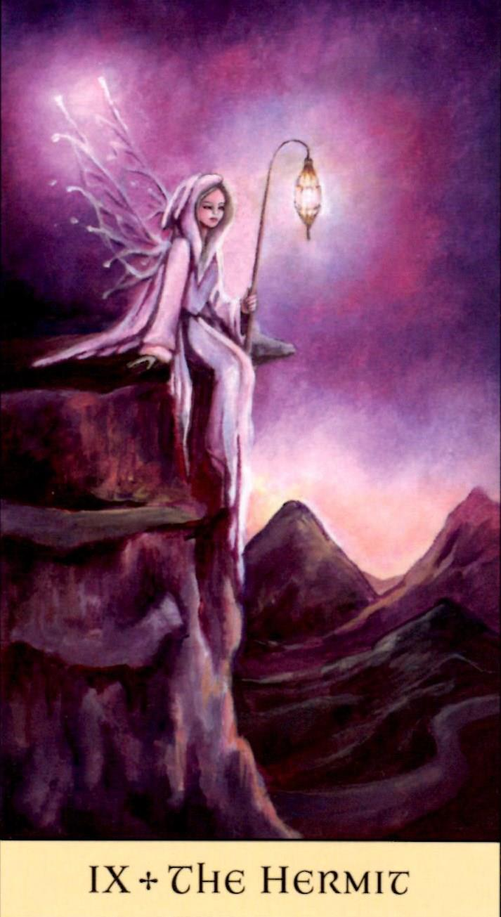 The Hermit Tarot Card Meaning In Readings Isolation: Tarot And Creative Writing